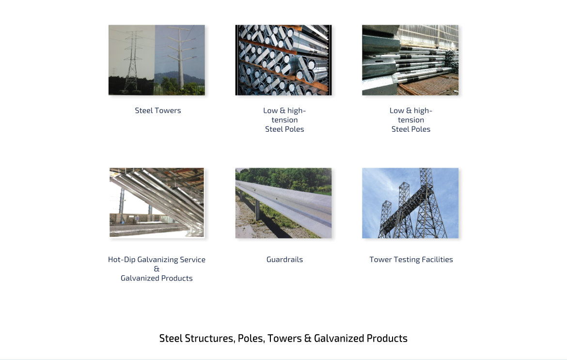 Manufacturing Products « Sarawak Cable Berhad